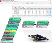 Infor VISUAL ERP - Manufacturing window