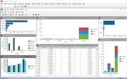 Infor VISUAL ERP - Dashboard