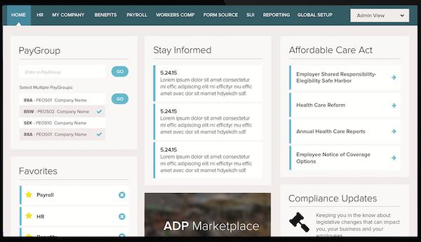Adp Software