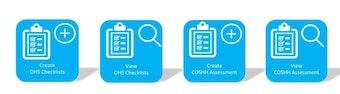 Audit manager menu