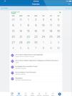 Clio - Mobile calendar