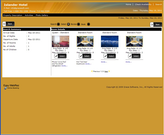 Online booking engine room selection