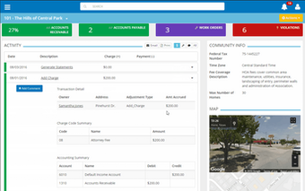 Workflow transparency