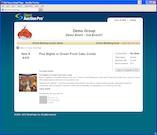 Online bidding detail