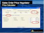 Sales Order Price Negotiator
