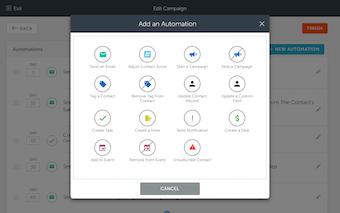 Add an automation
