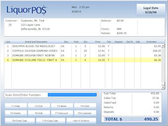 Liquorpos 174 Software 2019 Reviews Pricing Amp Demo