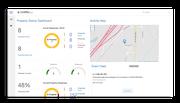 Property status dashboard