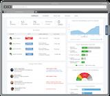 ClearCompany HRM - Dashboard