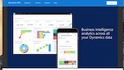 Microsoft Dynamics 365 - Desktop & mobile view