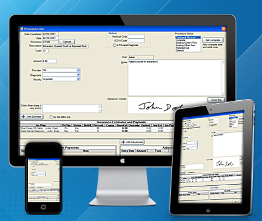 Paperless solutions