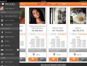 Vagaro - Vagaro listed services screenshot