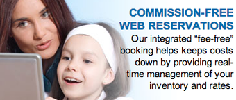 Web reservations