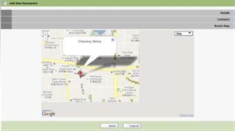 Track locations