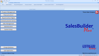 Salesbuilder Plus