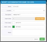 roomMaster Anywhere - Accommodation details