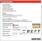 GENKAN - Finalize booking