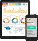 Giveffect - Reporting and analytics