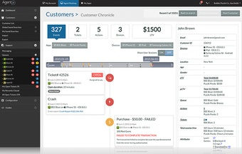 Customer chronicle