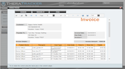 Invoice customers