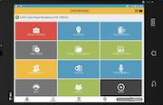 ProContractor - Mobile dashboard