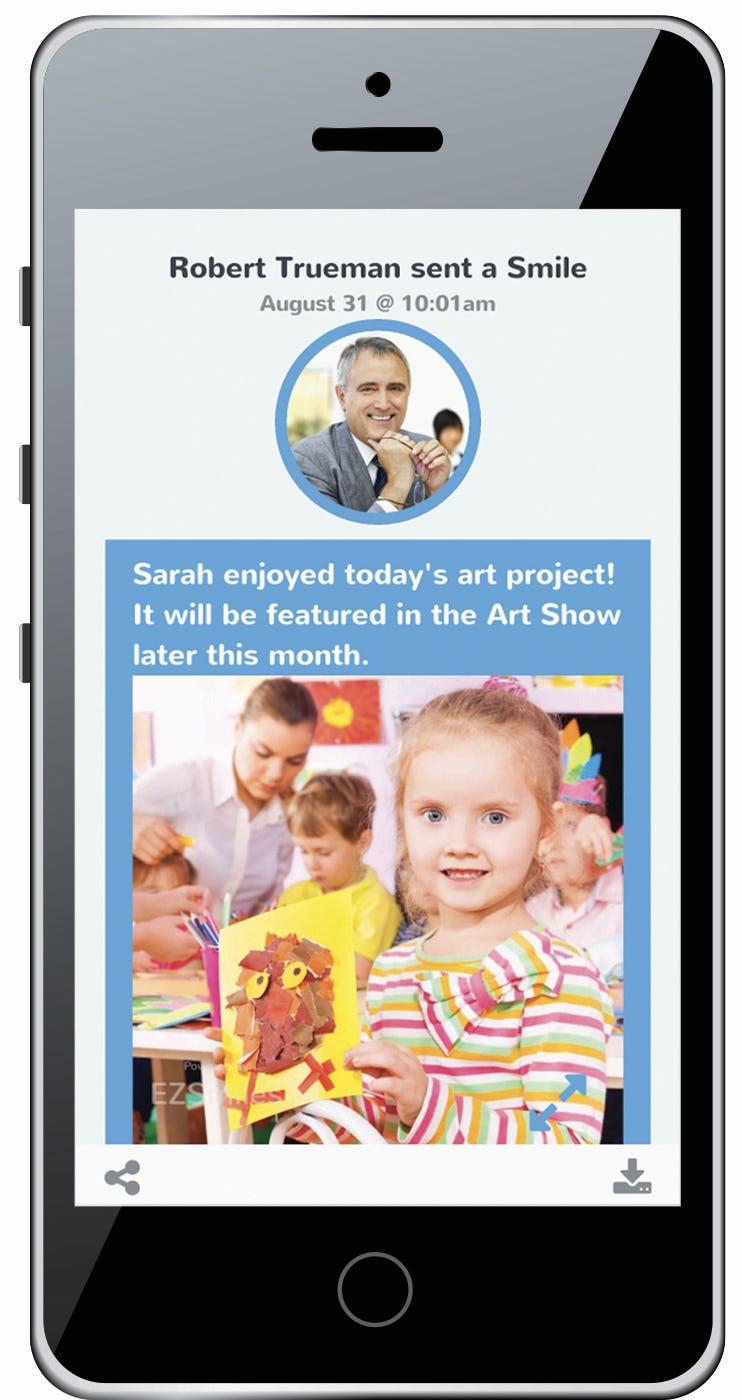 EZCare - EZCare parent engagement app