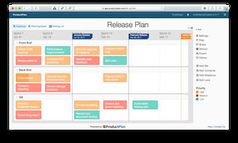 Plan calendar