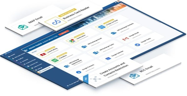 Pipeliner CRM integrates with everything