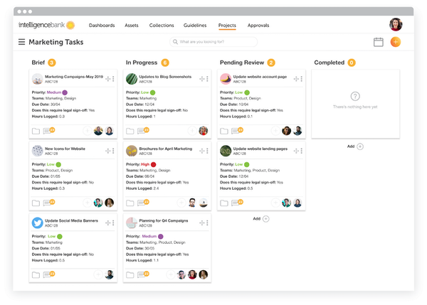 Kanban for Marketing Projects and Tasks