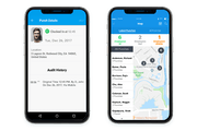 AI-Powered with Geofencing and GPS tracking