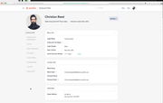 Zenefits - Zenefits - Employee profile
