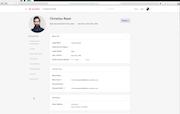 Zenefits - Employee profile