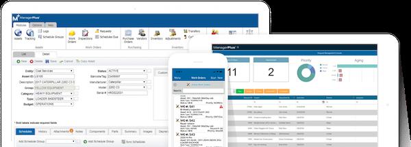 ManagerPlus work orders