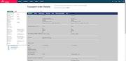 Alpega TMS: Transport Order Details