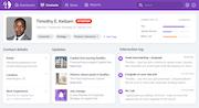 Relationship network profiles