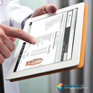 Touch screen friendly, easily accessible data