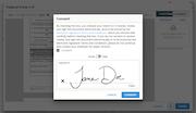 Sentric HR - Electronic Signatures