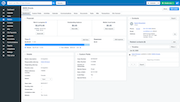 Clio Manage Dashboard