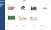 SkyPrep - Learner Dashboard
