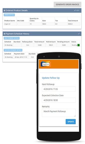 Generate invoices