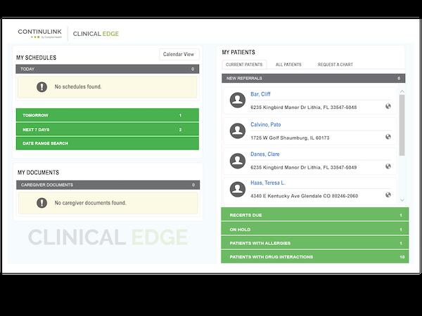 Clinical Edge POC