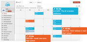 View Daily Calendar On Any Device
