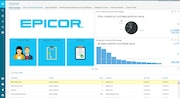 Epicor Home Dashboard