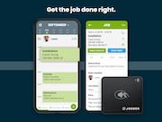 Jobber - Complete the job.