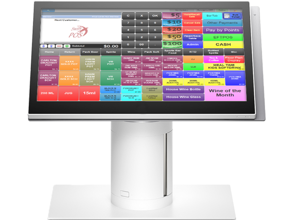 RMS POS - Customizable Touch Screens