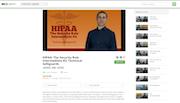 BizLibrary - HIPAA video lesson