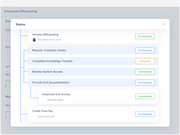 Track Workflows Easily