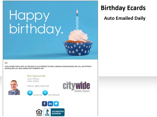 Daily Birthday Ecards