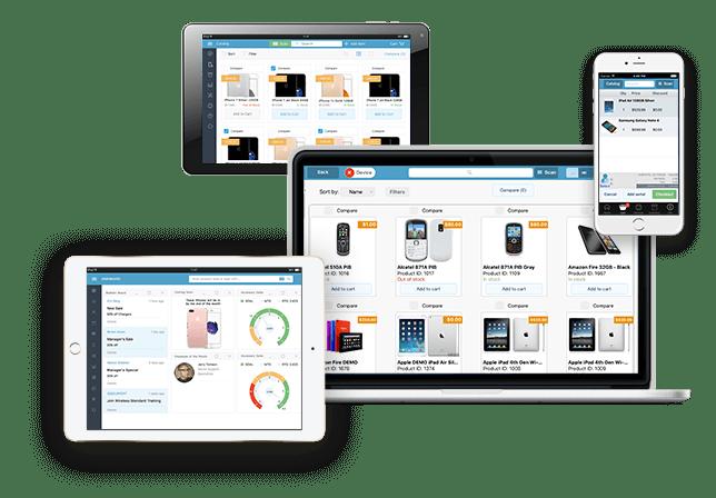Multi device accessibility