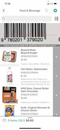 Rep Mobile App